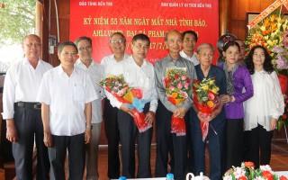 Kỷ niệm 55 năm Ngày mất Nhà tình báo, Đại tá Phạm Ngọc Thảo