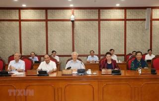 Bộ Chính trị cho ý kiến về Đề án phát triển Thanh Hóa đến 2030-2045