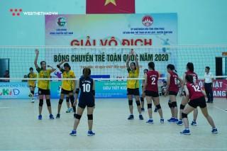 Đả bại Long An, BTL Thông tin – LienVietPostBank bảo vệ ngôi vô địch giải trẻ