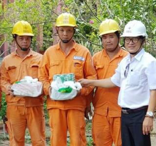 Công đoàn cơ sở Công ty Điện lực Bến Tre chăm lo đời sống người lao động