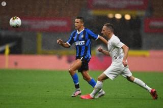 Sanchez và Lukaku 'lạc' nhau, Inter không thể đòi lại ngôi nhì bảng
