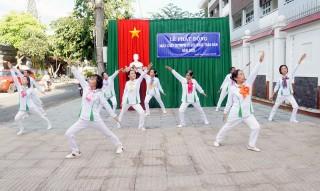TP. Bến Tre tổ chức Ngày chạy Olympic vì sức khỏe toàn dân