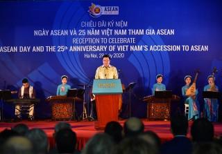 Việt Nam luôn gắn bó với ngôi nhà chung ASEAN