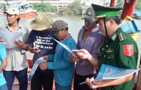 Bảo vệ vững chắc chủ quyền an ninh biên giới biển