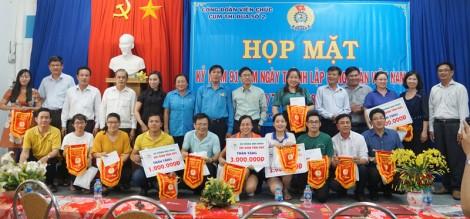 Hoạt động kỷ niệm  91 năm Ngày thành lập Công đoàn Việt Nam