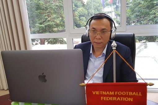 Bóng đá Việt Nam được FIFA hỗ trợ 1,5 triệu USD