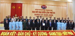 Bế mạc Đại hội đại biểu Đảng bộ huyện Thạnh Phú lần thứ XII, nhiệm kỳ 2020 - 2025