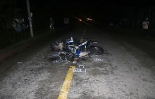 Va chạm giao thông làm 5 người bị thương