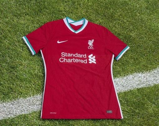 Tin bóng đá 1-8-2020: Liverpool công bố áo đấu sân nhà mới