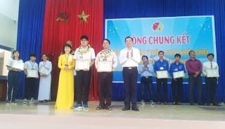 Chung kết Hội thi Tìm kiếm ý tưởng, dự án khởi nghiệp huyện Châu Thành lần thứ III