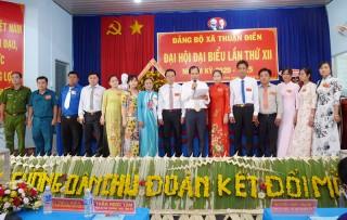 Hướng đến Ðại hội Ðảng bộ huyện Giồng Trôm lần thứ XII