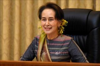 Bà Aung San Suu Kyi xác nhận tranh cử vào Quốc hội Myanmar nhiệm kỳ thứ hai