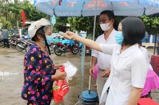 Áp dụng biện pháp phòng chống dịch tương ứng với mức độ nguy cơ