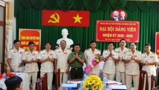 Dấu ấn một nhiệm kỳ của Đảng bộ Công an tỉnh