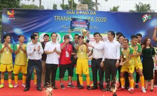 Bế mạc giải bóng đá tranh cúp YBA