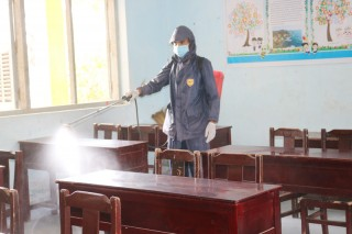 Giám sát công tác phòng dịch bệnh truyền nhiễm tại tỉnh