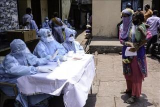Số ca mắc COVID-19 tại Ấn Độ vượt 2 triệu người