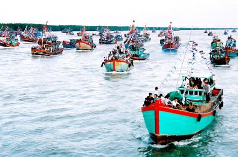 Lễ hội Nghinh Ông Bình Thắng - Ngày hội của ngư dân