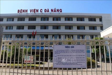 Dỡ lệnh phong tỏa Bệnh viện C Đà Nẵng vào 0h ngày 8-8-2020