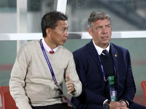 Giám đốc kỹ thuật Jurgen Gede cập bến Viettel FC