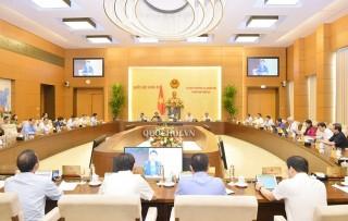 Hôm nay, khai mạc phiên họp thứ 47 của Ủy ban Thường vụ Quốc hội
