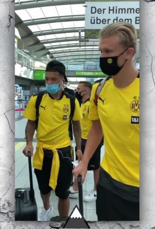 Tin bóng đá 10-8-2020: MU hết thời hạn mua Sancho