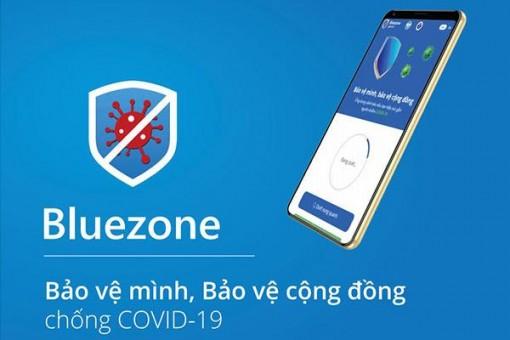 Tăng cường cài đặt ứng dụng Bluezone
