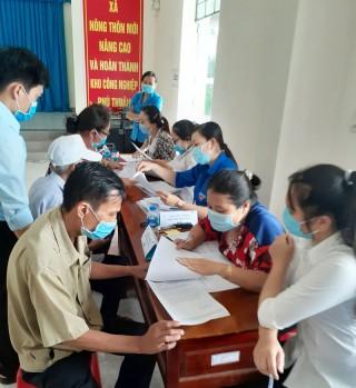 Bình Đại công khai phương án, bồi thường hỗ trợ tái định cư Khu công nghiệp Phú Thuận