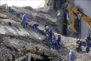 Liên hợp quốc viện trợ 50.000 tấn bột mỳ cho Liban sau thảm họa ở Beirut