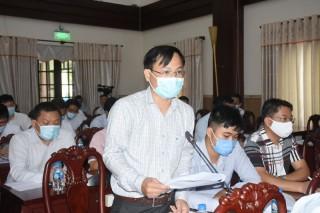 Hội nghị các nhà đầu tư năng lượng trên địa bàn tỉnh Bến Tre