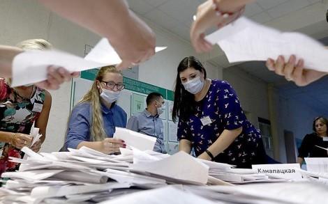 EU gây sức ép với Belarus hậu bầu cử
