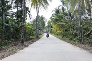 Bình Khánh đẩy mạnh xây dựng xã nông thôn mới
