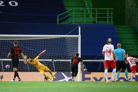 RB Leipzig đối đầu với PSG ở bán kết Champions League