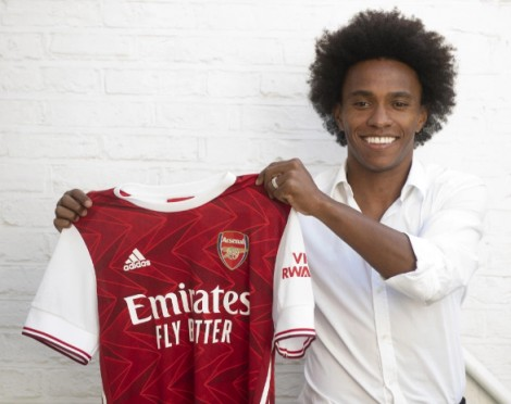 Tin bóng đá 14-8-2020: Arsenal chính thức ra mắt Willian với lương khủng