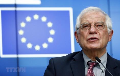 Ngoại trưởng EU họp khẩn về căng thẳng Thổ Nhĩ Kỳ-Hy Lạp