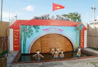 Chuẩn bị ra mắt Đoàn Nghệ thuật múa rối nước Dừa Xanh