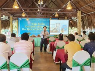 Tập huấn du lịch cộng đồng, du lịch có trách nhiệm