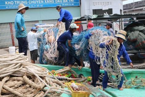 Tạo điều kiện cho ngư dân hoạt động khai thác thủy sản