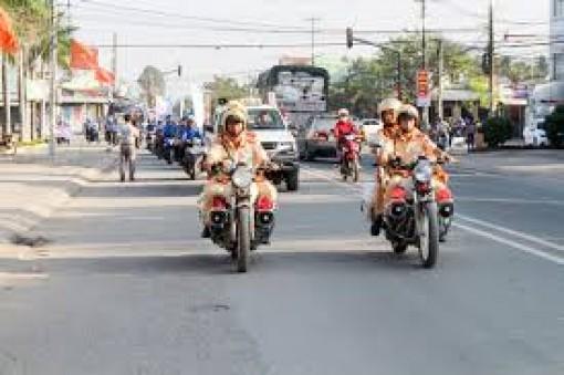 Đảm bảo an toàn giao thông trong dịp lễ Quốc khánh