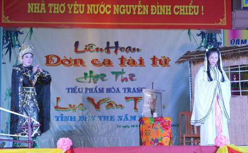 Nói thơ Vân Tiên được lưu giữ qua nhiều thế hệ