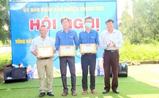 Thạnh Phú tổng kết Chiến dịch thanh niên tình nguyện hè năm 2020