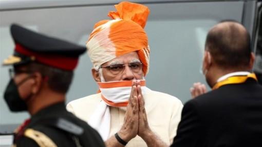Tin tặc tấn công tài khoản Twitter của Thủ tướng Ấn Độ Narendra Modi