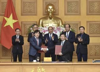 Thủ tướng: Thị trường Việt Nam đủ lớn cho các kế hoạch đầu tư kinh doanh tham vọng