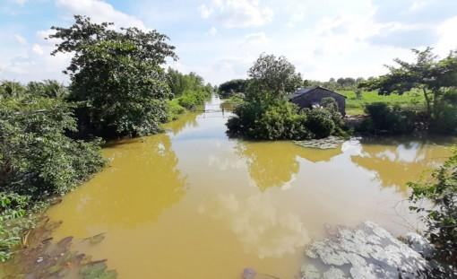 Về chủ trương xây dựng hồ chứa nước ngọt khu Lạc địa