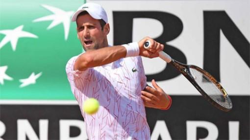 Djokovic thắng trận Masters thứ 361, vào vòng ba Italian Open 2020