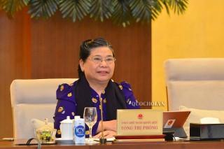 Ủy ban Thường vụ Quốc hội cho ý kiến về chức năng, nhiệm vụ của Văn phòng Đoàn đại biểu Quốc hội và HĐND cấp tỉnh