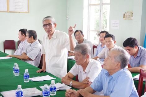 Triển khai kế hoạch biên soạn lịch sử lực lượng vũ trang nhân dân TP. Bến Tre