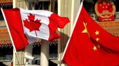 Canada dừng đàm phán thương mại tự do với Trung Quốc