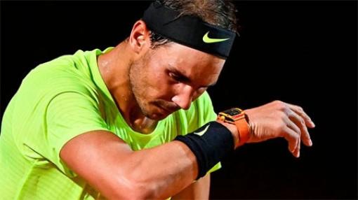 Nadal bị loại ở tứ kết, Djokovic rộng cửa vô địch Rome Masters