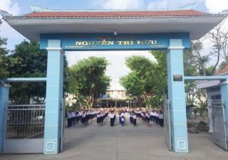 Trường Tiểu học Nguyễn Trí Hữu đạt chuẩn Thư viện trường học tiên tiến